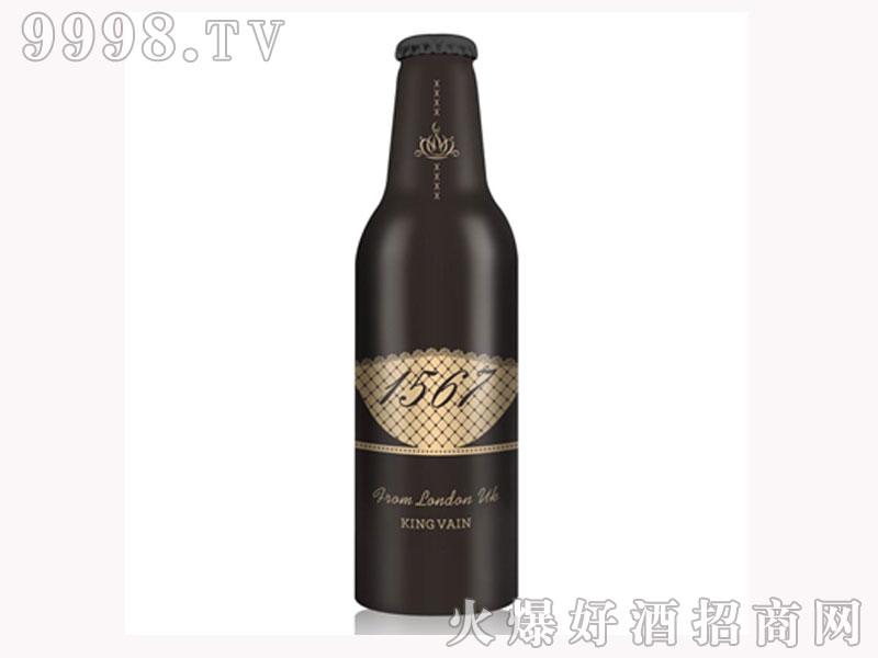 创威1567啤酒(黑瓶铝罐355ml)