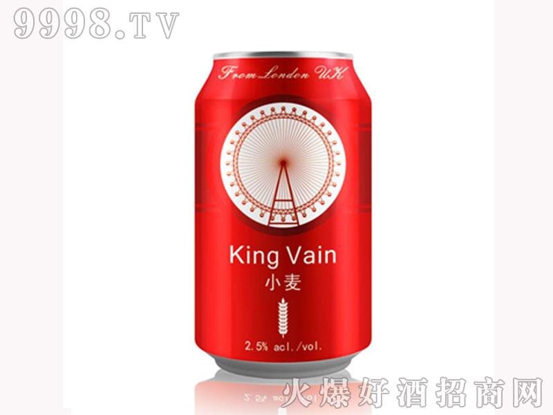 创威小麦千赢国际手机版(罐装320ml)