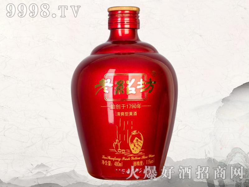 老绍坊小红坛