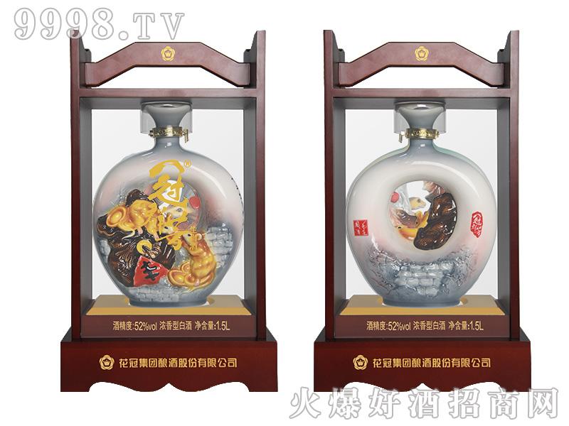 冠群芳十二生肖酒(鼠)1500ml
