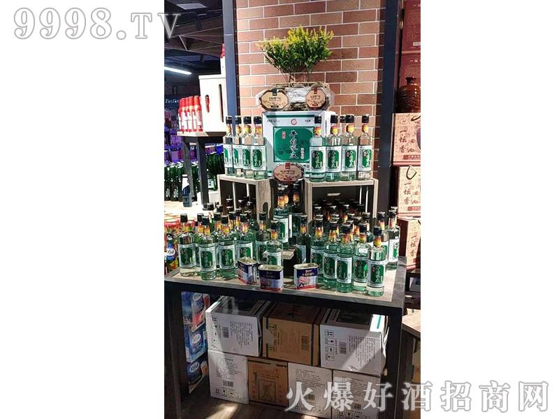 同惠堂线下活动产品陈列-白酒招商信息