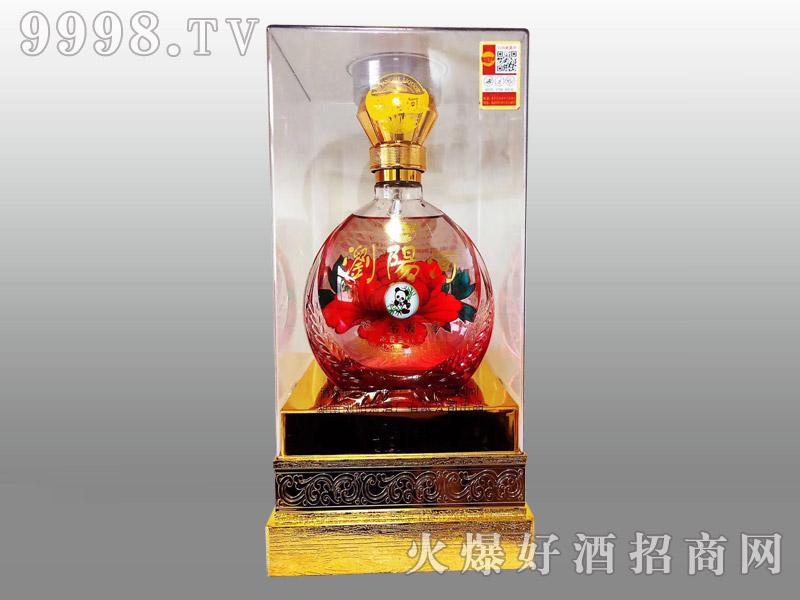 浏阳河酒金波