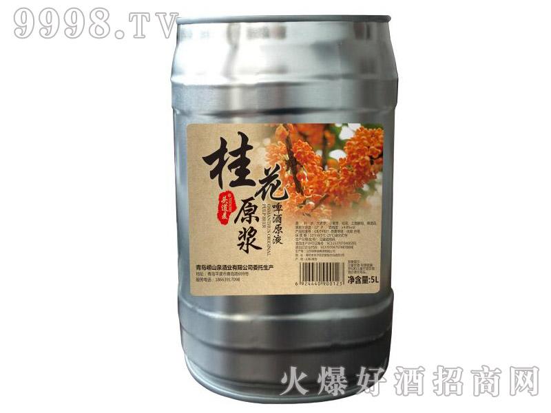 桂花原浆千赢国际手机版5L(1×4桶)