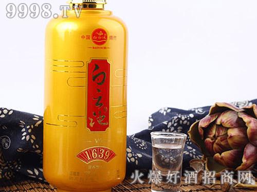 白云池酒V9 42°500ml