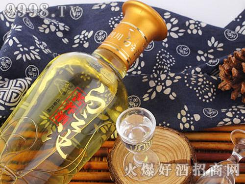 白云池苦荞酒康荞42°500ml