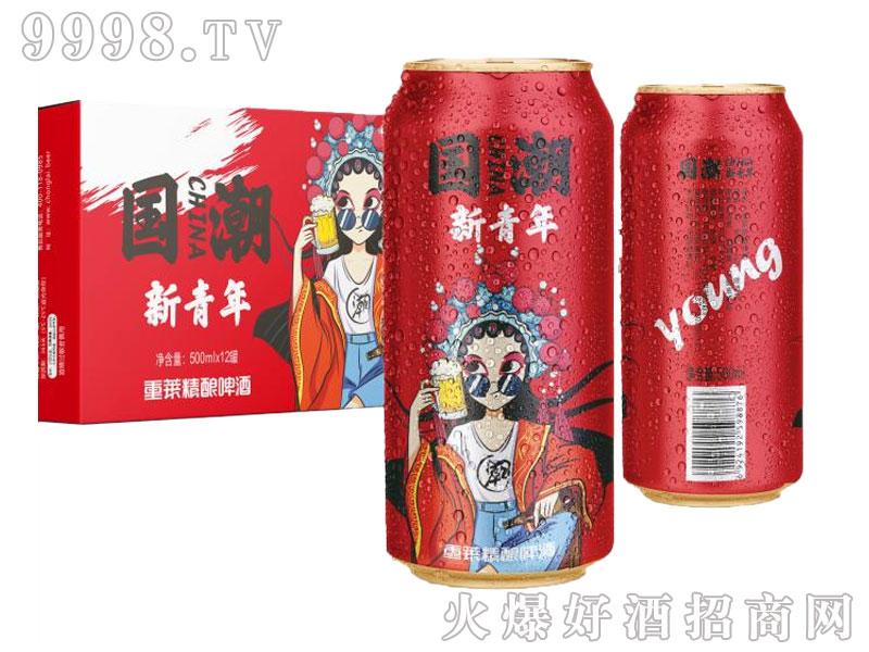 国潮新青年啤酒 500ml-啤酒招商信息