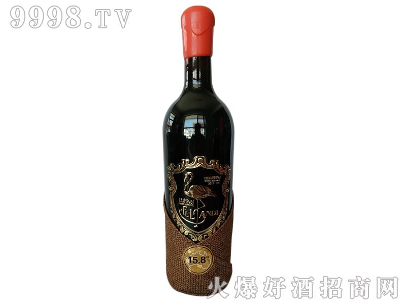 富朗迪酒庄・火烈鸟尊珀干红葡萄酒-红酒招商信息