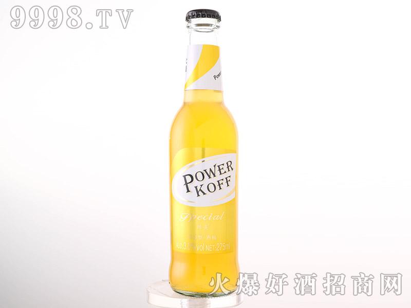 咔夫动力苏打酒出口型西柚鸡尾酒