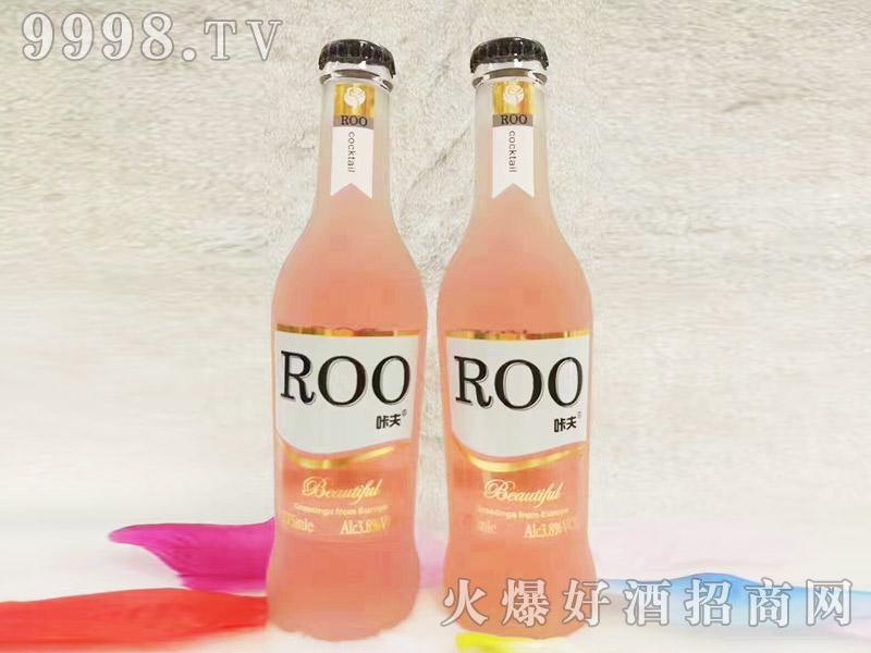 咔夫鸡尾酒水蜜桃味275ml