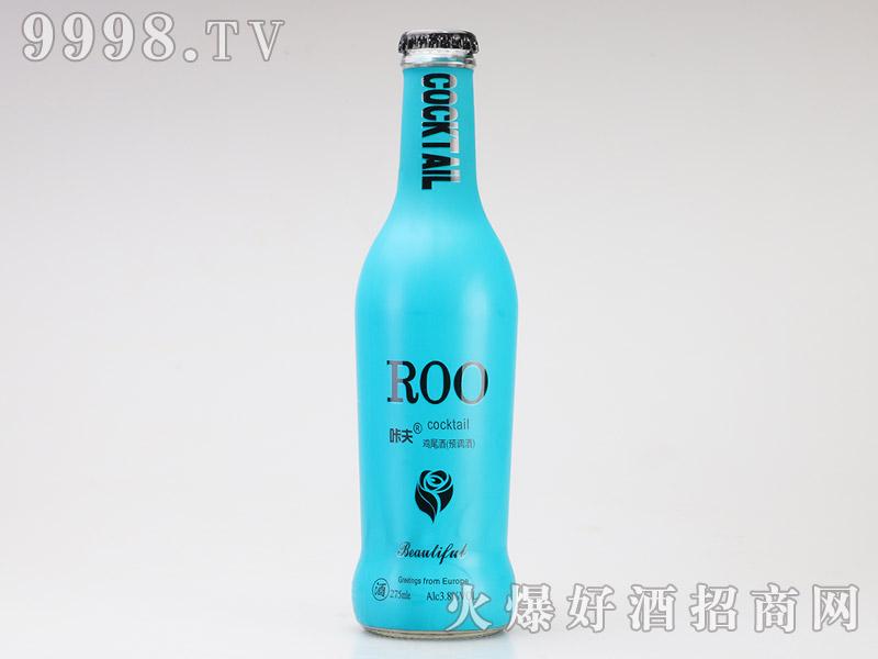 咔夫鸡尾酒蓝莓味