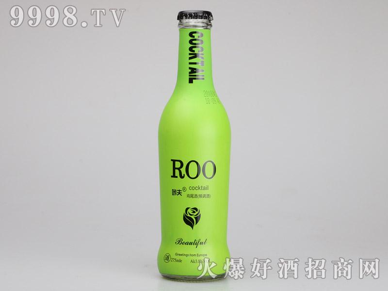 卡夫青柠味鸡尾酒