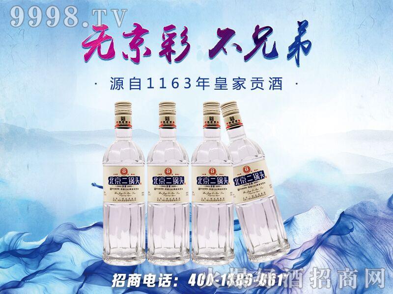 永丰牌北京二锅头京彩(蓝)