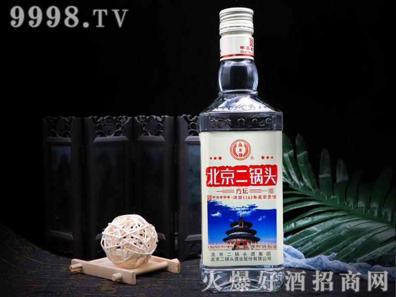 永丰牌北京二锅头方坛(红)