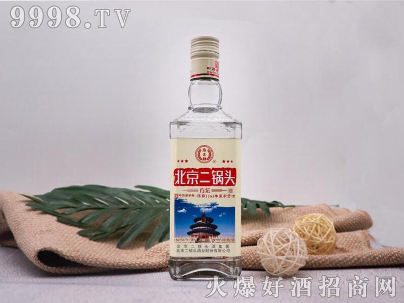 永丰牌北京二锅头方坛(红)500ml