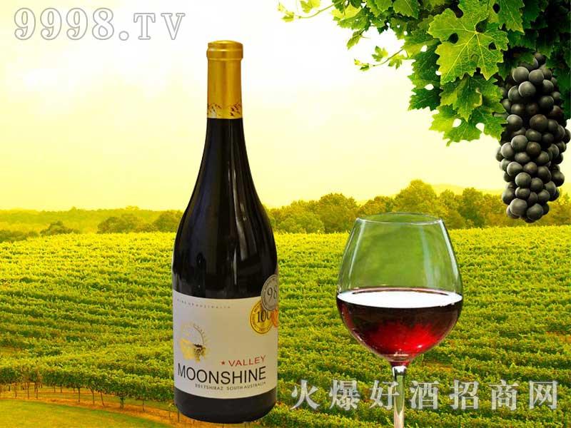 月光谷-甄选西拉干红葡萄酒