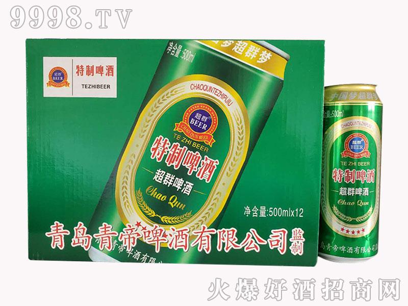 青帝特制啤酒 500mlx12