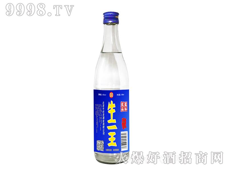 牛二王酒42°500ml