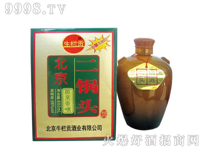 北京二锅头酒56°600ml