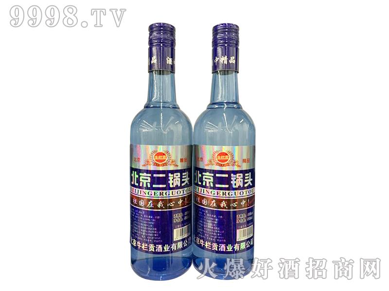 生栏贡北京二锅头酒500ml