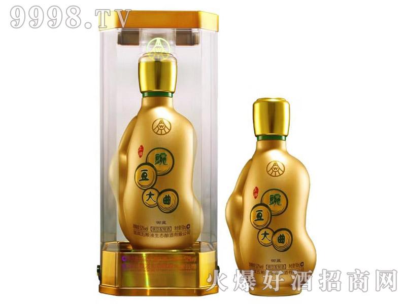 豌豆大曲酒黄金豆52度500ml