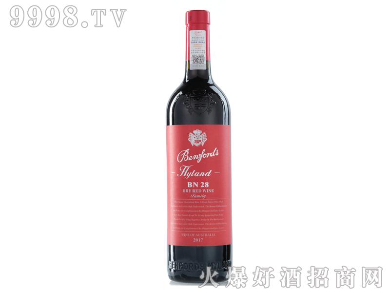 奔富海兰酒庄-BN28