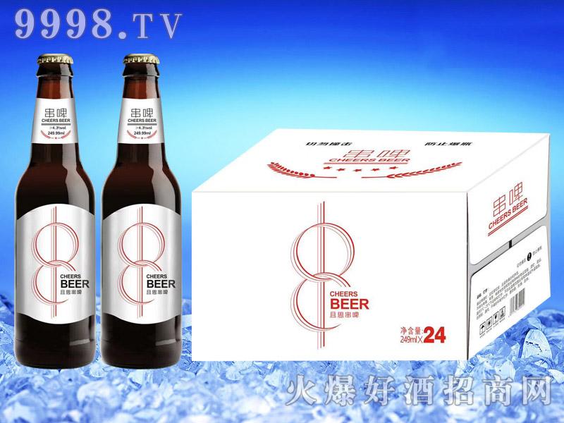 且思串啤249ml×24瓶
