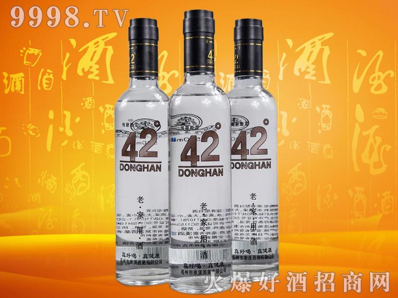 招商产品:东汉纯粮原浆42°光瓶%>招商公司:安徽省亳州市东汉酒业有限公司