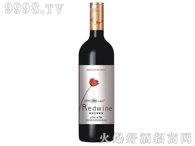 精致红葡萄酒