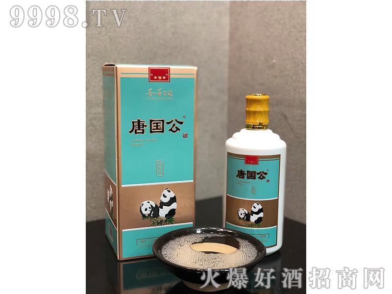 唐国公熊猫酒500ml