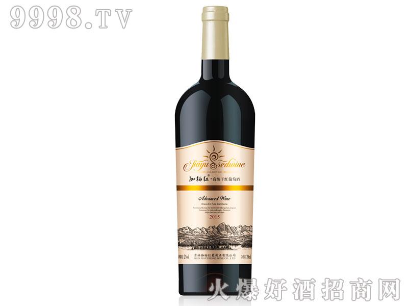 珈裕红高级干红葡萄酒