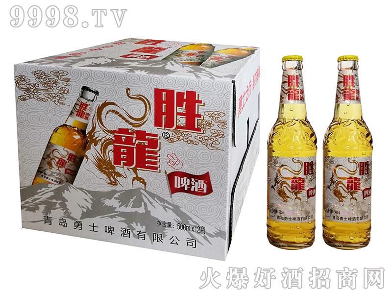 胜龙千赢国际手机版·清爽-500ml×12瓶-8°P