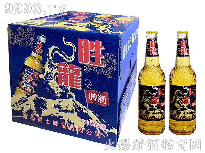 胜龙千赢国际手机版·劲爽500ml×12瓶-10°P