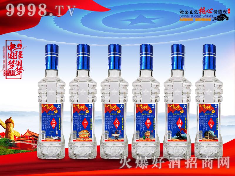 中国梦酒500ml