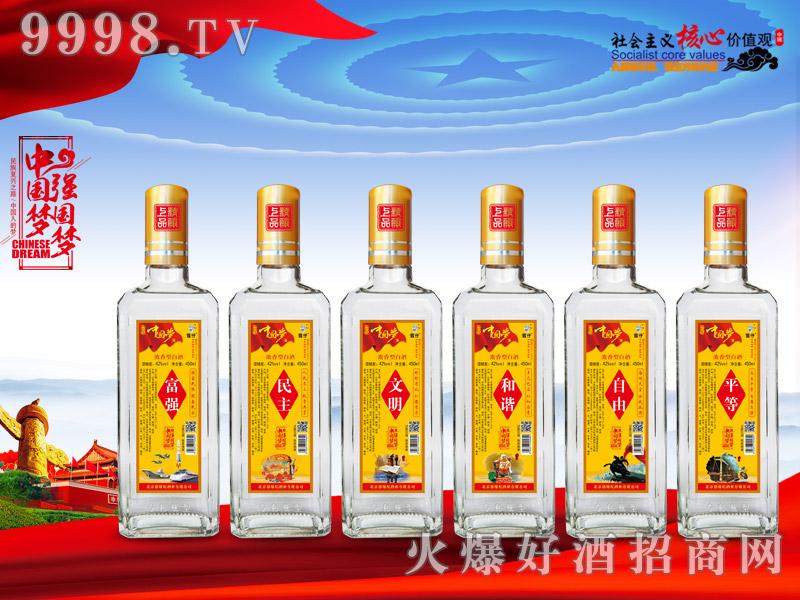 中国梦酒450ml