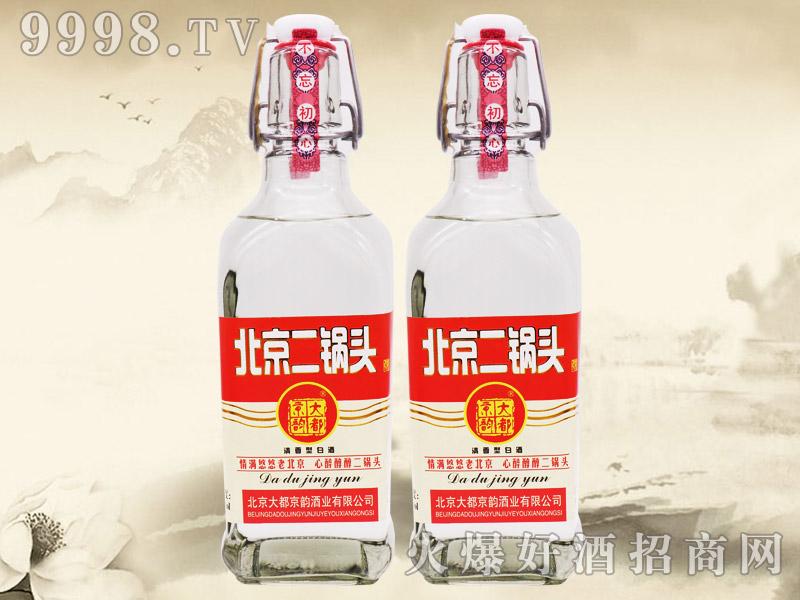 大都京韵北京二锅头酒(红)