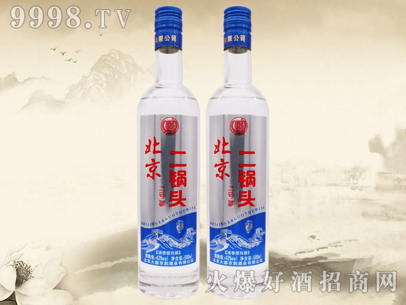 大都京韵北京二锅头酒二号