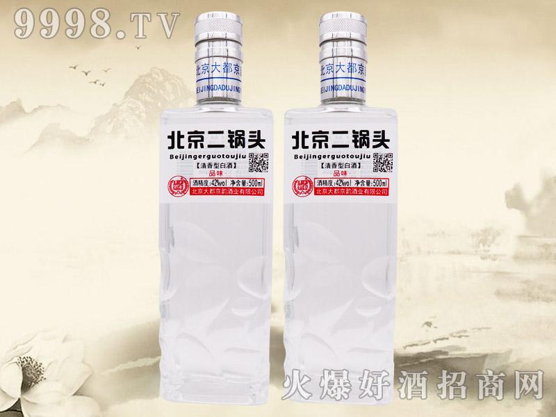 大都京韵北京二锅头酒品味