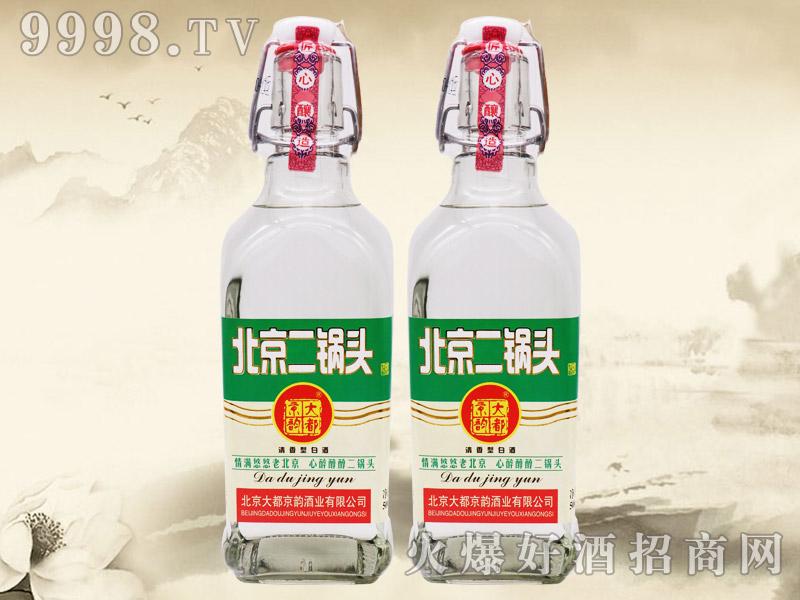 大都京韵北京二锅头酒(绿)