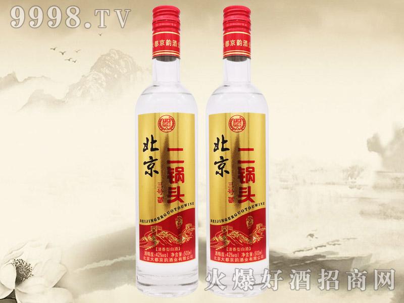大都京韵北京二锅头酒三号