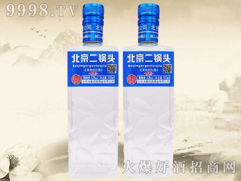 大都京韵北京二锅头酒享酌