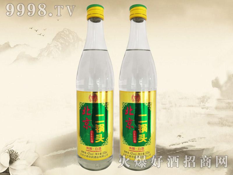 大都京韵北京二锅头酒陈酿