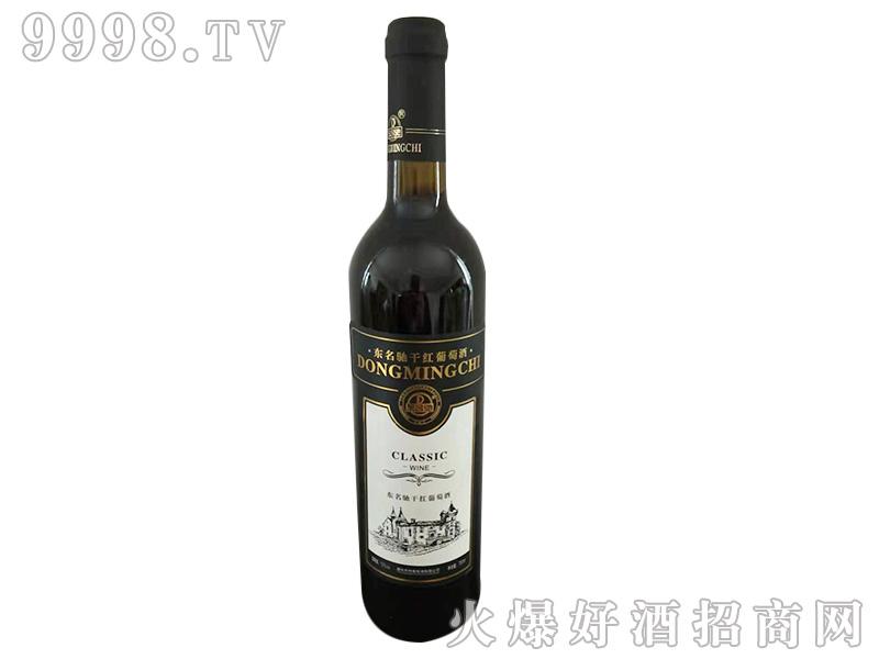 东名驰葡萄酒12%vol750ml