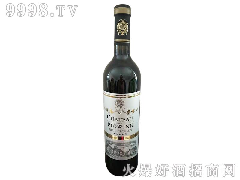 碧欧干红葡萄酒五星