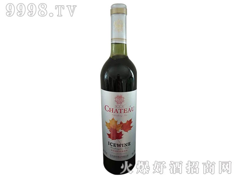 银冰冰红山葡萄酒