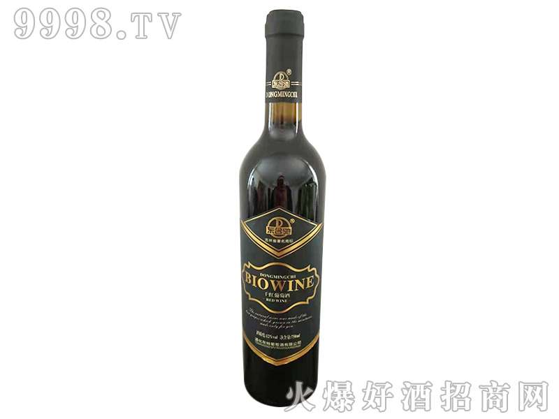 东名驰葡萄酒 12%vol