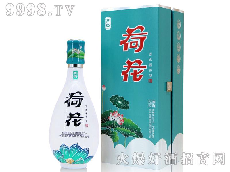 国盛荷花酒(礼荷)
