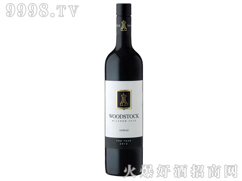 2014伍斯塔克西拉葡萄酒
