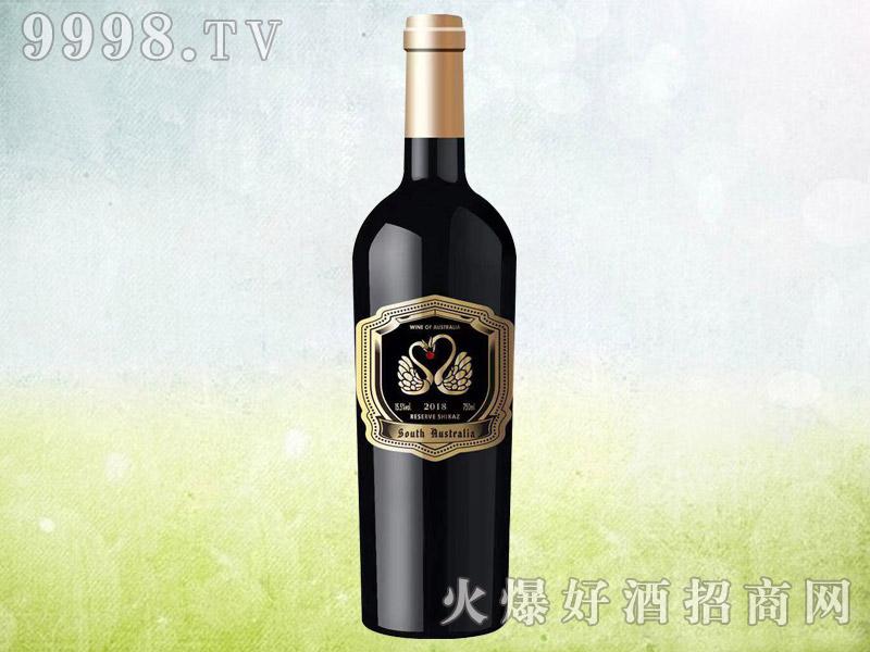 伯格家族酒庄天鹅干红葡萄酒