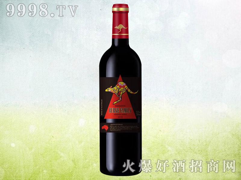 伯格家族酒庄袋鼠干红葡萄酒
