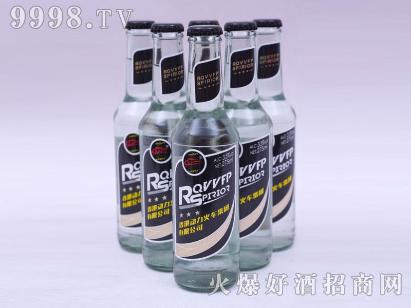 香港动力火车苏打酒玫瑰味275ml
